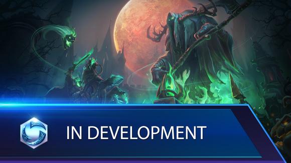 development of a hero